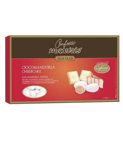 confetti maxtris/caffarel cheesecake