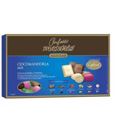 confetti maxtris/caffarel mix colorato500gr