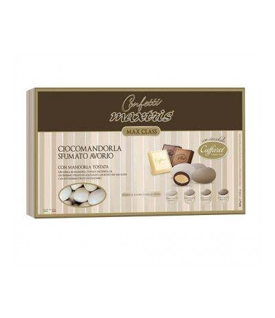 confetti maxtris/caffarel sfumato avorio- 500 gr