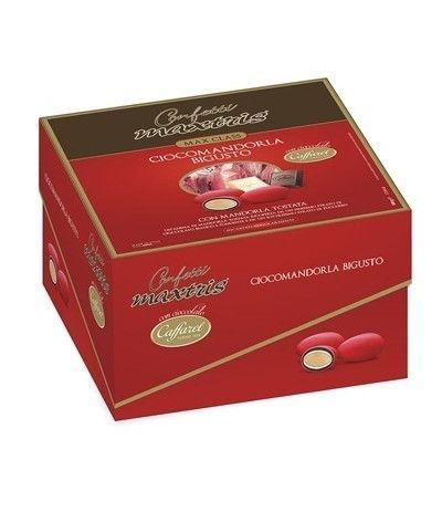 confetti maxtris/caffarel incartati rossi