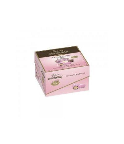 confetti maxtris/caffarel incartati rosa