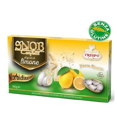 confetti crispo limone- 500 gr