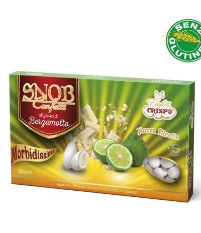 confetti snob 500 gr bergamotto
