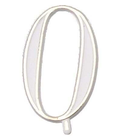 numerino plastica 0- 4,5 cm