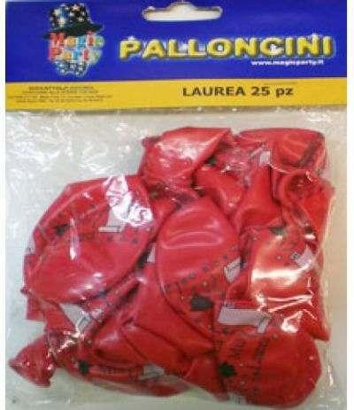 palloncini laurea lattice- 25 pezzi