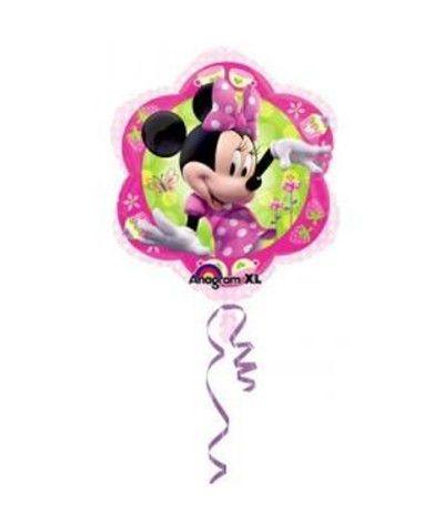 Palloncino Mylar A Forma di Fiore Minnie