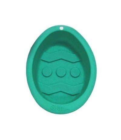 mini stampo in silicone uovo wilton-11 x 9 x 3 h cm