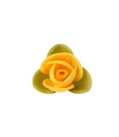 bocciolo in ostia autunnale giallo