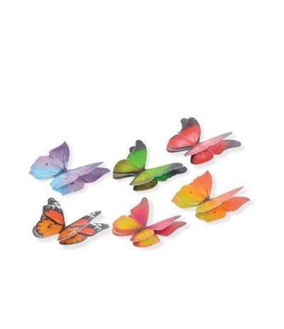 farfalla ostia colori assortiti