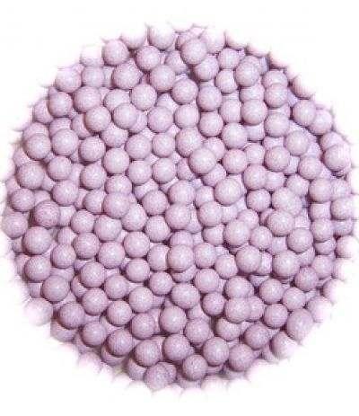 perline di zucchero lilla- 100 gr