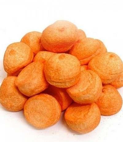 marshmallow palle da golf arancio- 900 gr