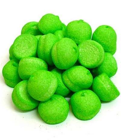marshmallow palle da golf mini verde