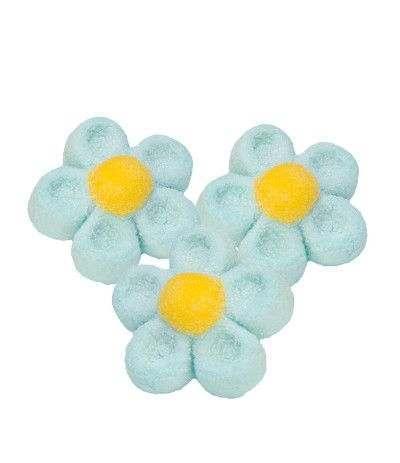 marshmallow fiore azzurro- 900 gr