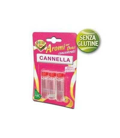 Aroma Cannella- 3 Fiale da 3 ml