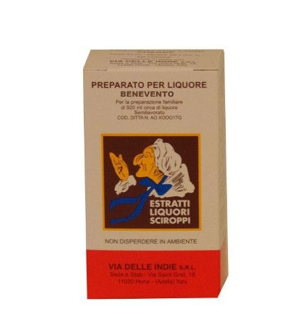 estrattino bertolini benevento- 20 ml