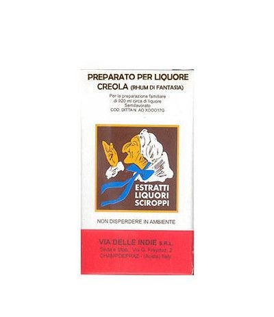 estrattino bertolini creola (rhum)- 20 ml