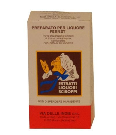 estrattino bertolini fernet- 20 ml