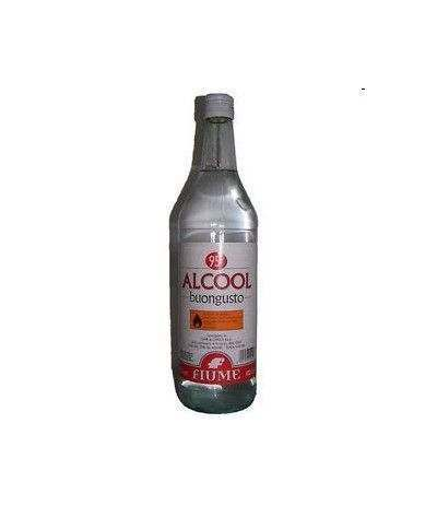 alcool fiume 96°- 200 cl