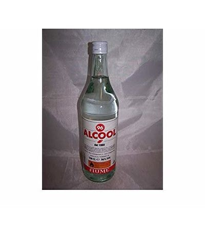 alcool fiume 96°- 100cl