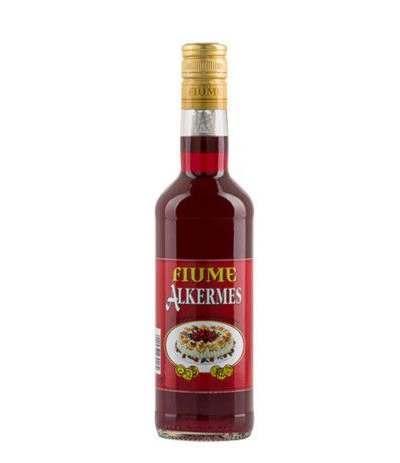 liquore per pasticceria fiume alkermes- 50 cl
