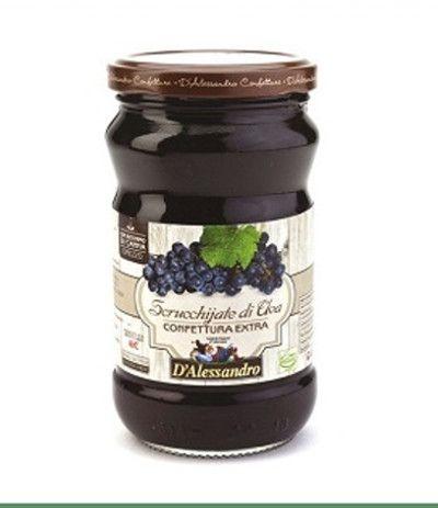 confettura bio d'alessandro uva
