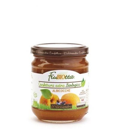 confettura bio d'alessandro albicocca 240 gr