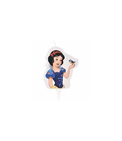 Candela Biancaneve Principesse Disney- 6 x 7,3 cm