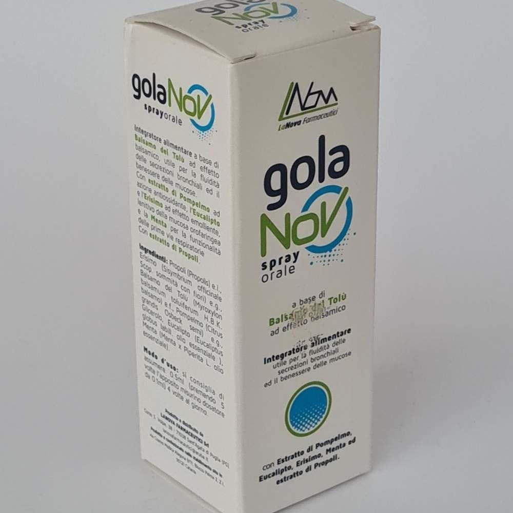 GolaNov Spray Orale