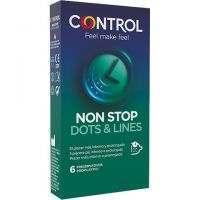 CONTROL NON STOP DOTS&LINES 6PZ