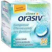 ORASIV CLINEX 56COMPRESSE EFFERVESCENTI