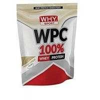 WHYSPORT WPC 100% WHEY FIOR DI VANIGLIA 1000G