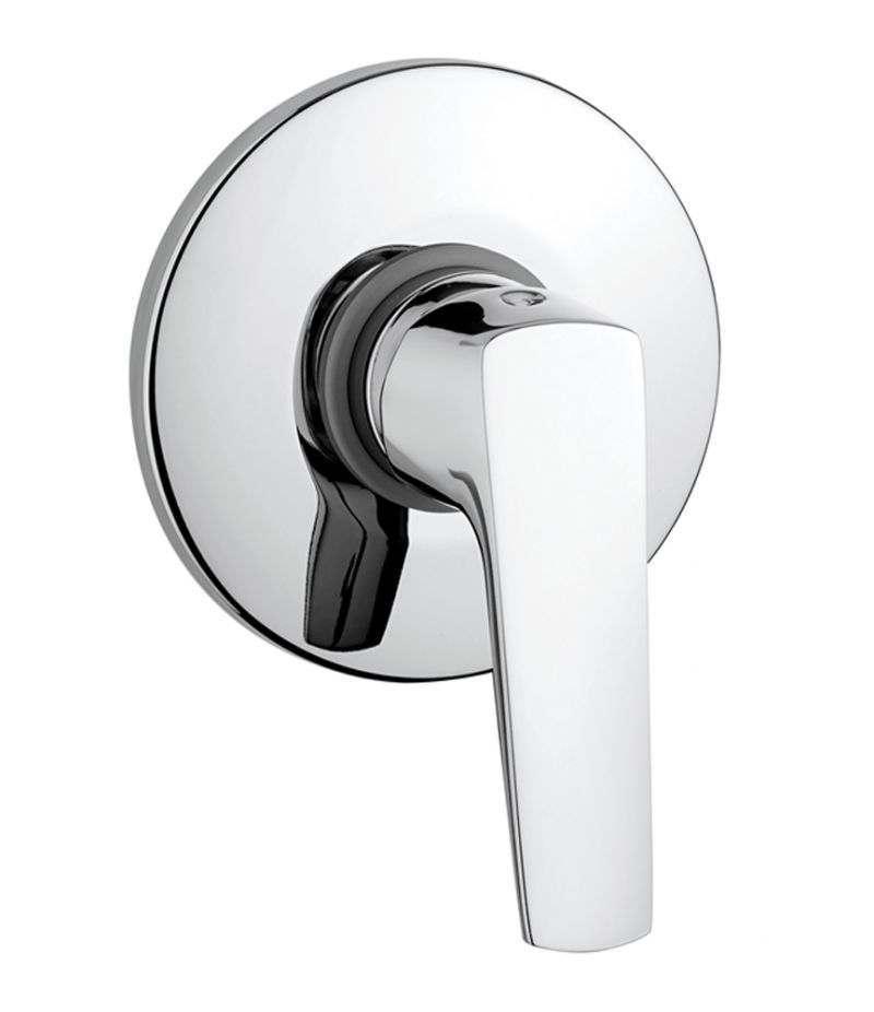 Miscelatore monocomando incasso doccia Mamoli Spartaco cromato