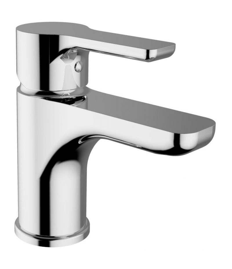 Miscelatore lavabo Teorema Goodlife cromato
