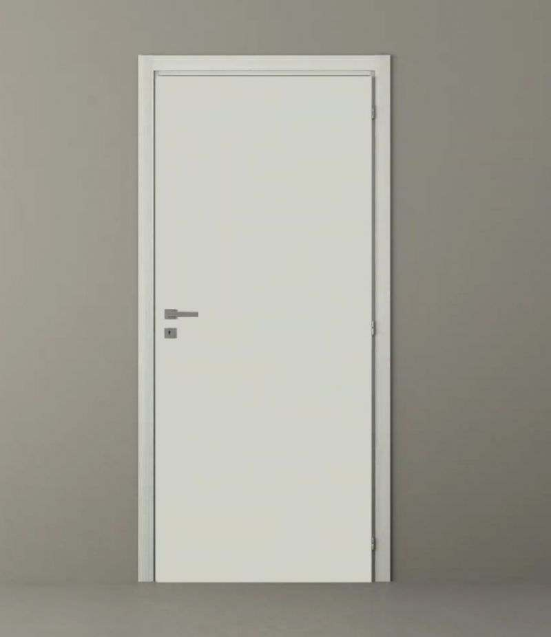 Porta a battente bianca L 70 x H 210 SIMPLY 70 VENUS DESIGN