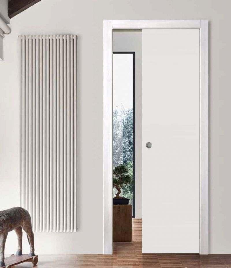 Porta scorrevole bianca L 70 x H 210 SIMPLY 70 VENUS DESIGN