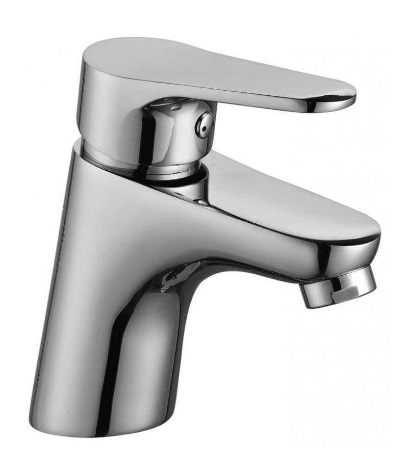 Miscelatore lavabo Teorema T-Gold cromato