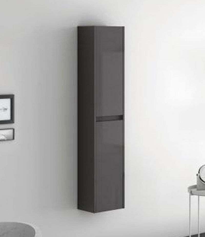 Colonna 30 cm grigio antracite SANSA