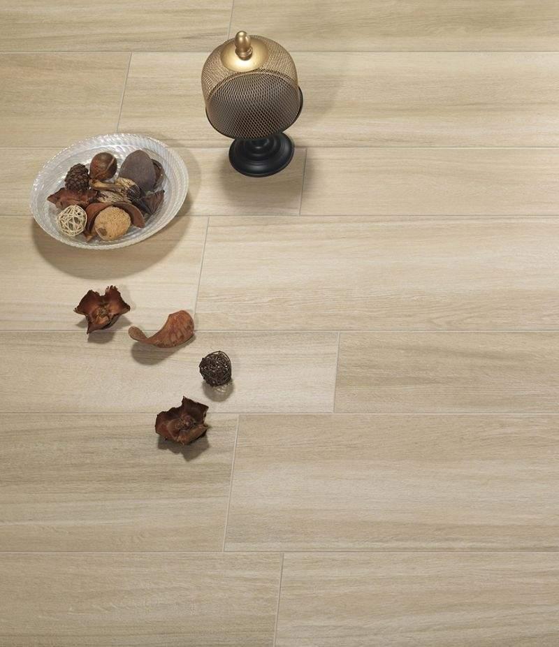 Gres Porcellanato ZEN OLMO 20x120 cm rettificato effetto legno