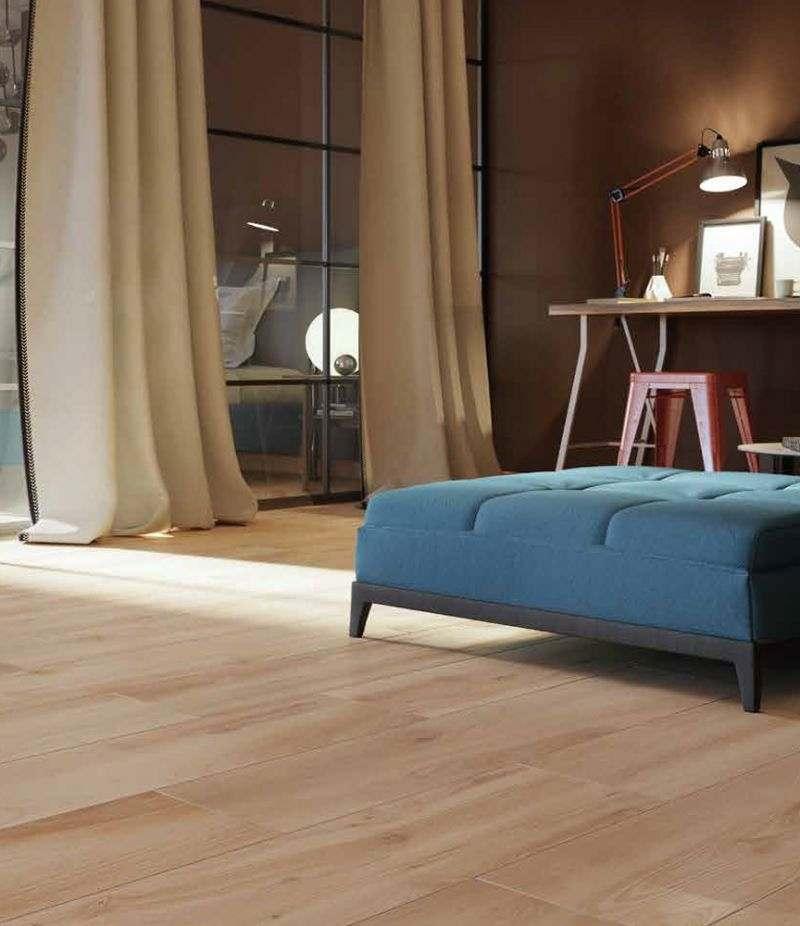 Gres Porcellanato WOODIE BEIGE 24x120 cm rettificato effetto legno CERAMICA RONDINE
