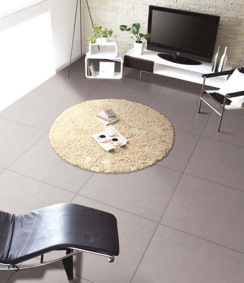 Gres Porcellanato SCOPE LIGHT GREY 60x60 cm rettificato effetto cemento