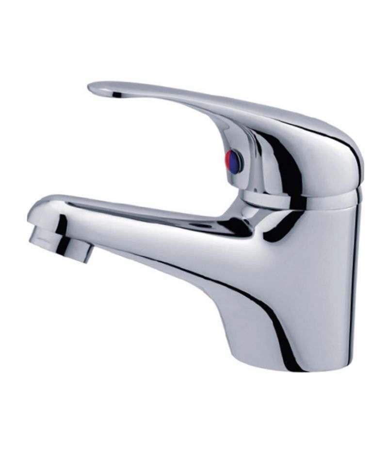 Miscelatore lavabo NISETA cromato