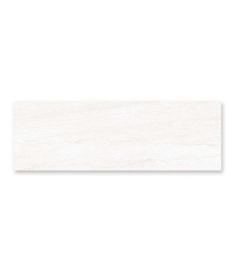 Rivestimento fondo  SHINE BIANCO UNI 20X60 cm
