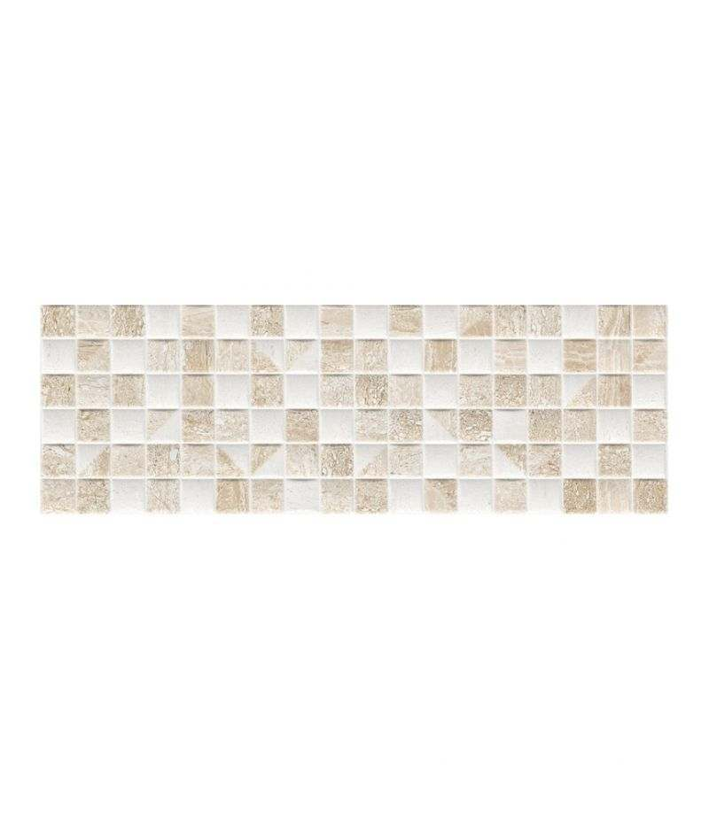 Rivestimento mosaico SHINE BEIGE 20X60 cm