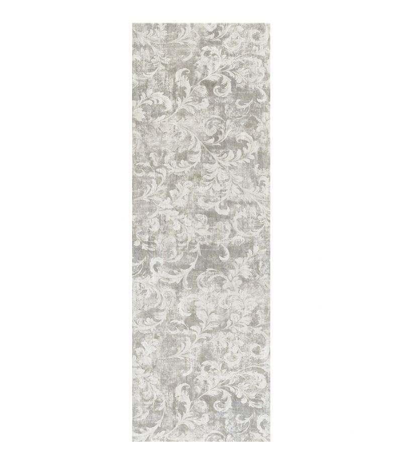 Rivestimento decoro LIPARI OTTOCENTO COLD 33x100 cm DOM CERAMICHE