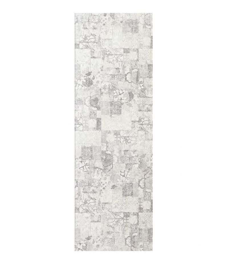 Rivestimento decoro VERA PARATO COLD 25x75 cm DOM CERAMICHE