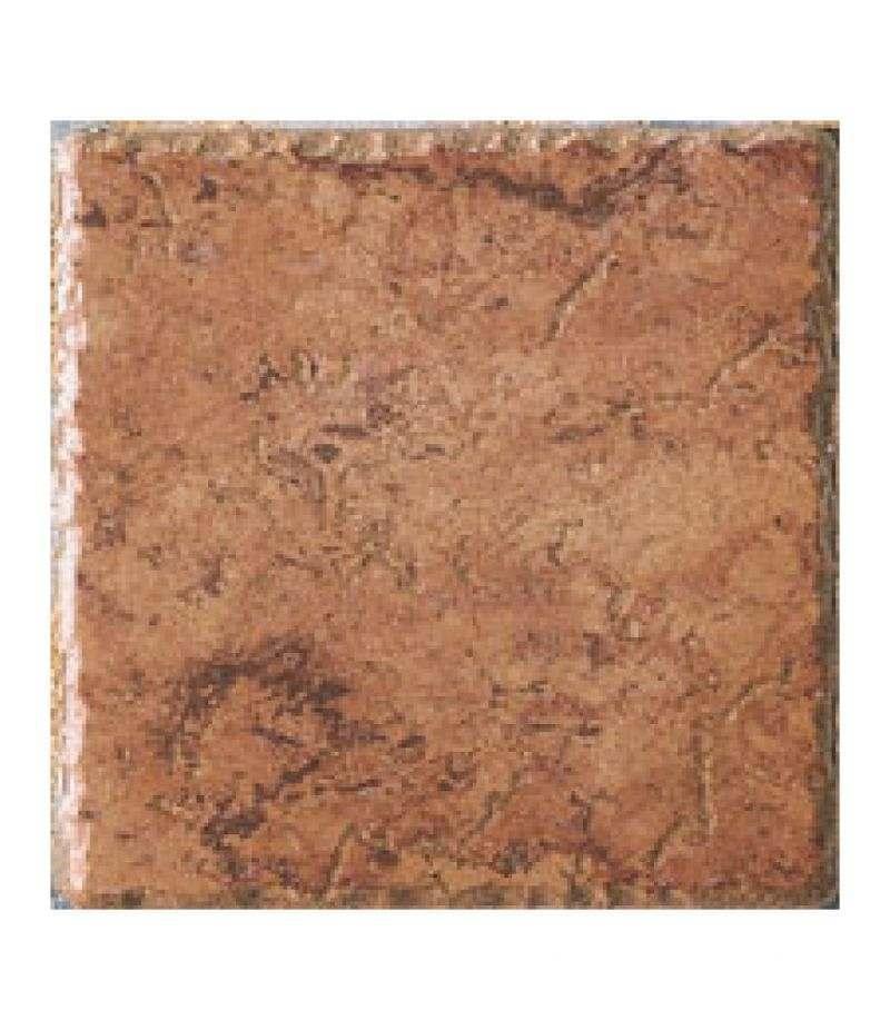 Gres Porcellanato GIADA ROSSO 15x15 cm effetto pietra