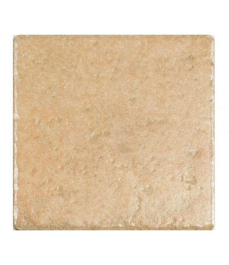 Gres Porcellanato TUFO BEIGE 15x15 cm effetto pietra