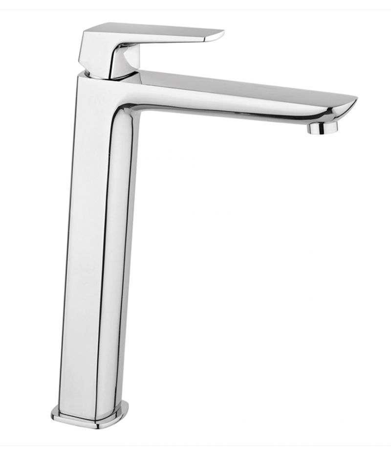 Miscelatore monocomando per lavabo alto Mamoli Spartaco cromato