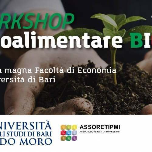 Workshop Agroalimentare Biologico