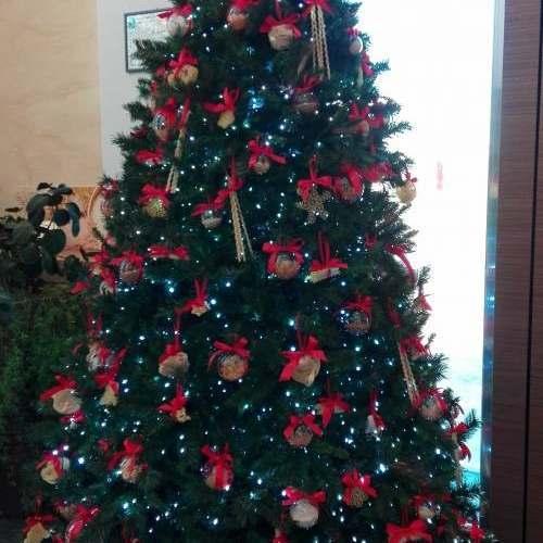 Christmas is coming: Atmosfera natalizia nel Molino De Vita